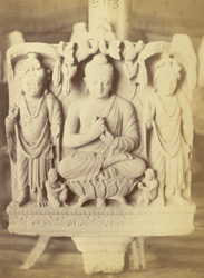 Buddhist sculpture excavated at Lorian Tangai, Peshawar District 10031049